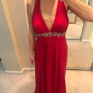 Dresses & Skirts - Custom made red gown